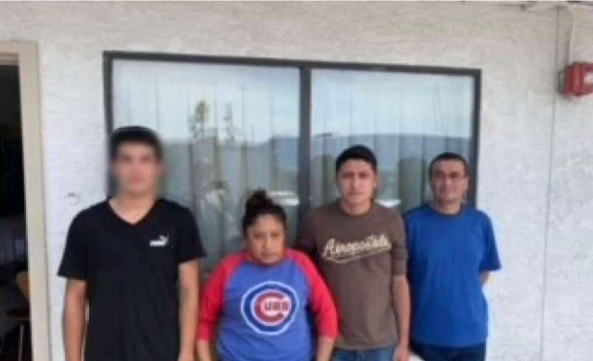 Texas Department of Public Safety officials discovered these migrants inside a local hotel. A man was arrested in relation to the case.