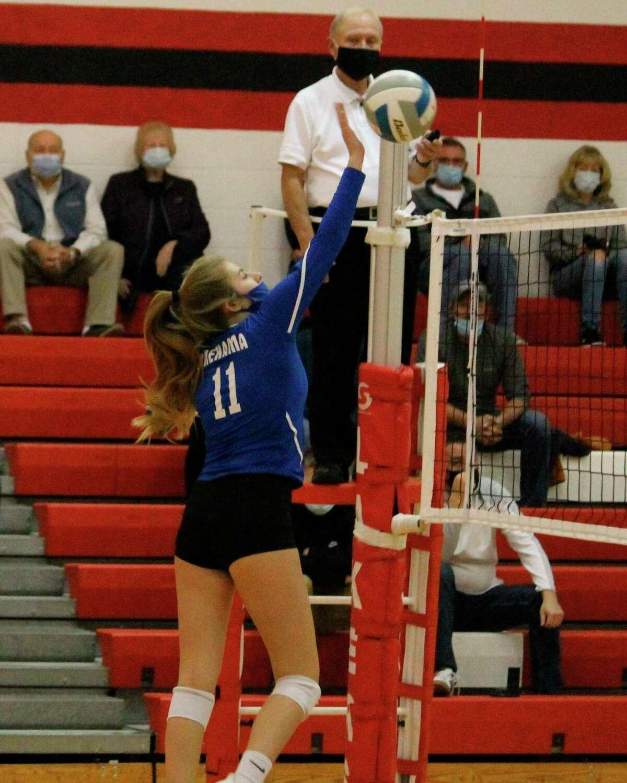 Senior Kaylin Sam has her eyes on making her last season count.