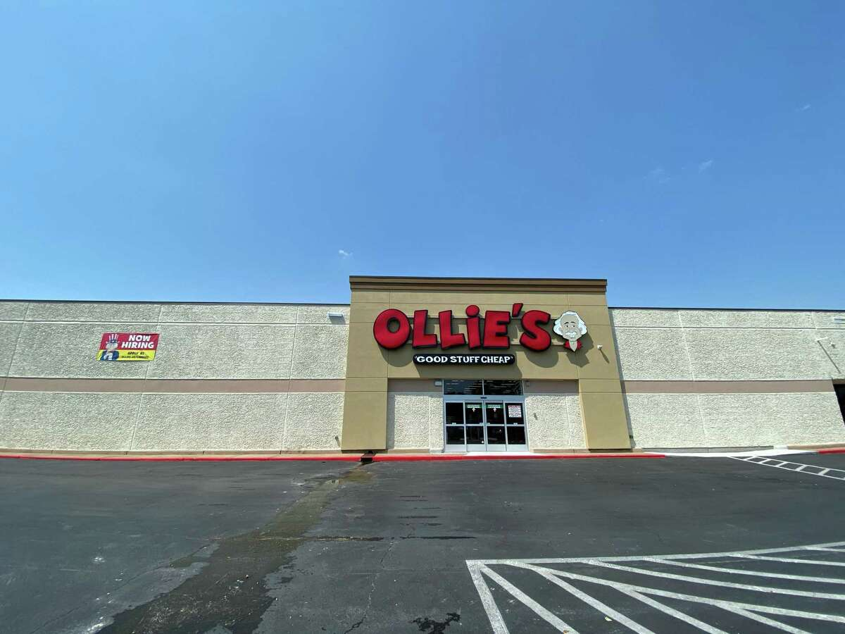 Ollie's Bargain Outlet will celebrate the official opening of its new Houston area store, located at 10701 Jones Road, on Wednesday, Sept. 15.