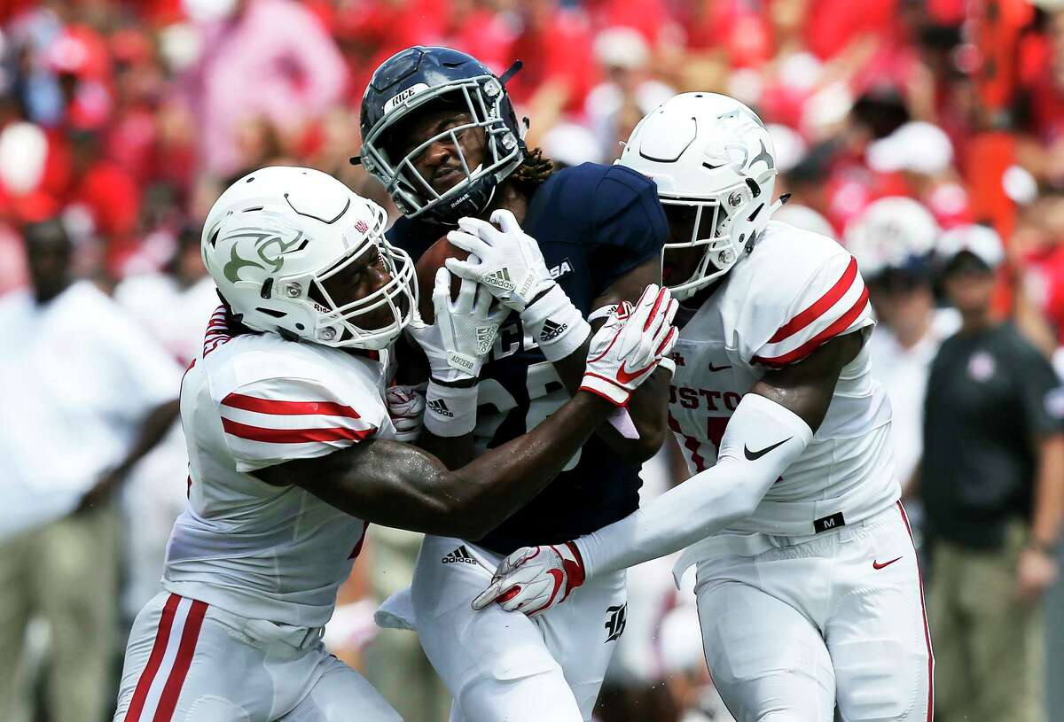 Houston and Rice last faced each other in 2018. The Cougars won 45-27.