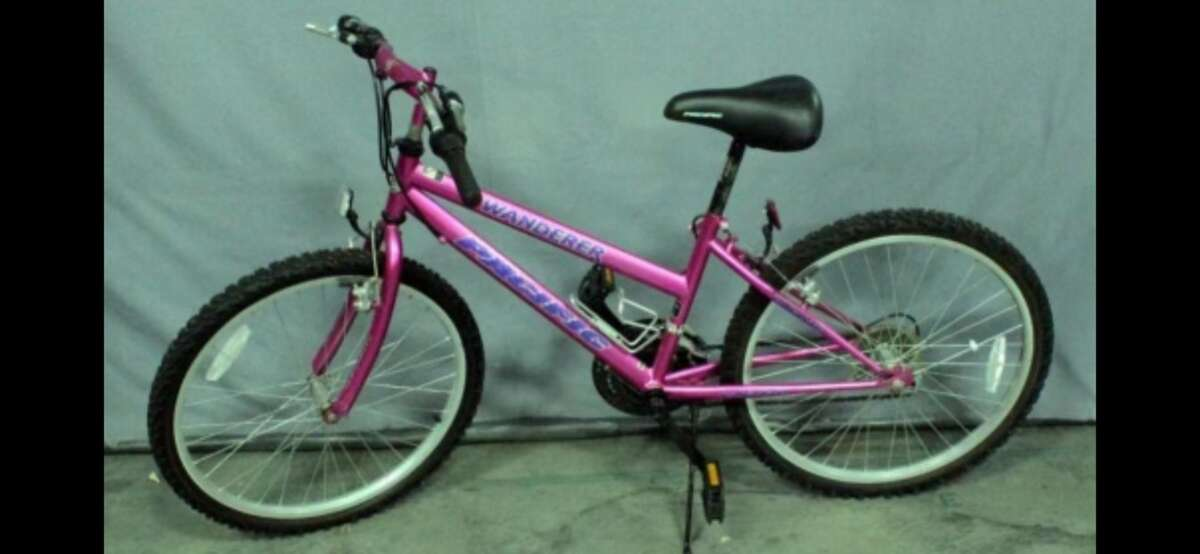 A 15-year-old missing from a Troy group home, seen riding this purple bicycle, has been located.