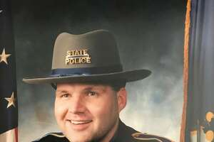 Trooper Eugene Kenneth Baron Jr., died May 25, 2020 from 9/11-related cancer.