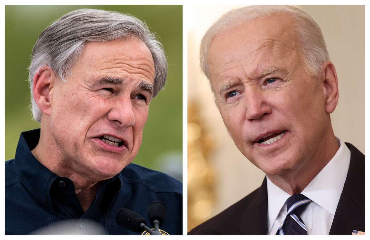 The Texas governor called out the Biden administration over new mandate seeking to spur large companies into requiring vaccinations for employees.