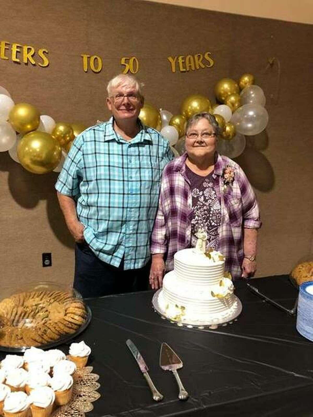 Lee and Kathy Eagleton