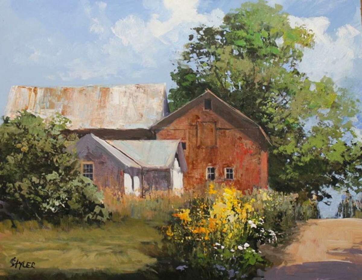The Watertown Art league will host CT artist Anda Styler for a demonstration of acrylic painting on aluminum Sept. 13, 7 p.m. in the church hall, First Congregational Church, 40 DeForest Street, Watertown. The demonstration is free and open to the public.