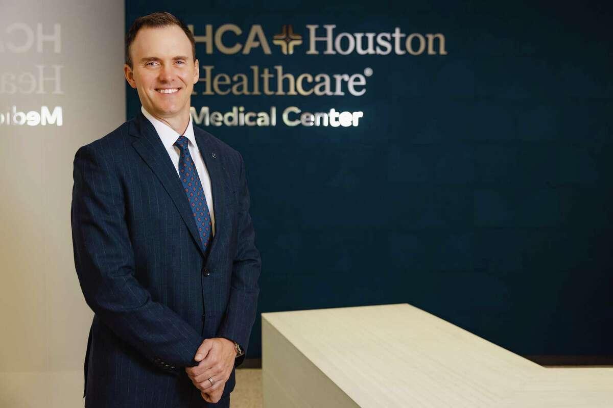 Chris Osentowski has been named CEO of HCA Houston Healthcare Medical Center.