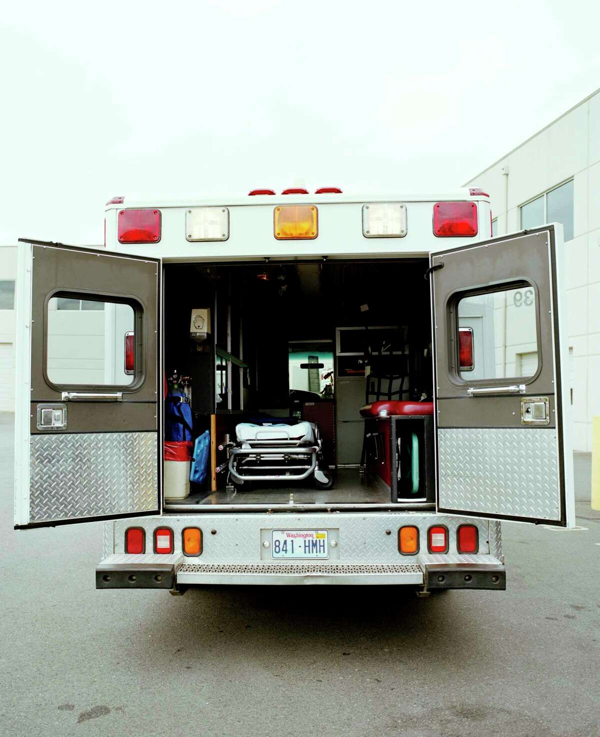 Mobile Medical Response had 186 calls for ambulance services last month with most of those taking place in Manistee Township and Filer Township. (Courtesy photo/Getty Images)