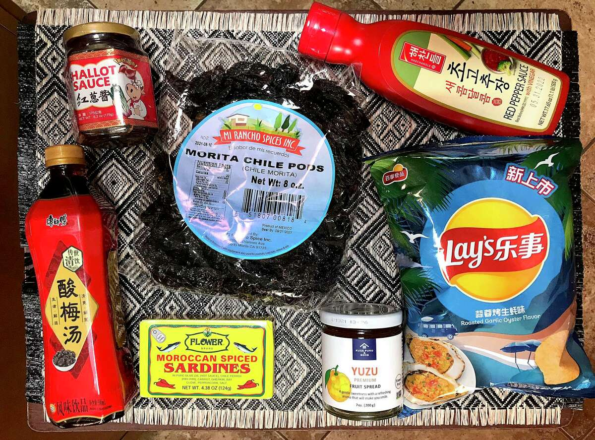 A selection of products from online grocer Weee!.