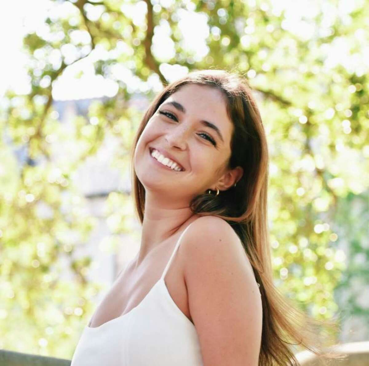 Ridgefield native Emma Cowles, 21, recalled her harried evacuation from New Orleans as hurricane Ida barreled through the city. Cowles attended Tulane University as an undergrad.