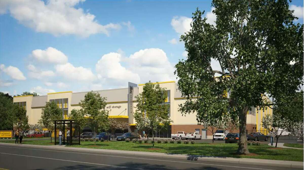 Safeguard Self-Storage will build an over 44,000-square-foot facility on Hope Street on the former United House Wrecking location in Glenbrook as approved by the Stamford Zoning Board on Thursday, Sept. 9, 2021.