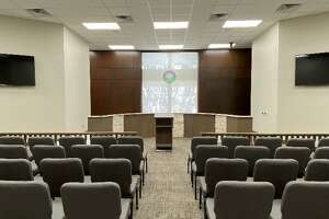 The new City Hall location is set to open to the public on Sept. 20.