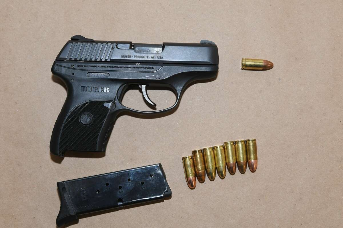 Albany police said they took three people into custody Thursday, Sept. 9, 2021, on South Pearl Street who were carrying loaded guns and narcotics.