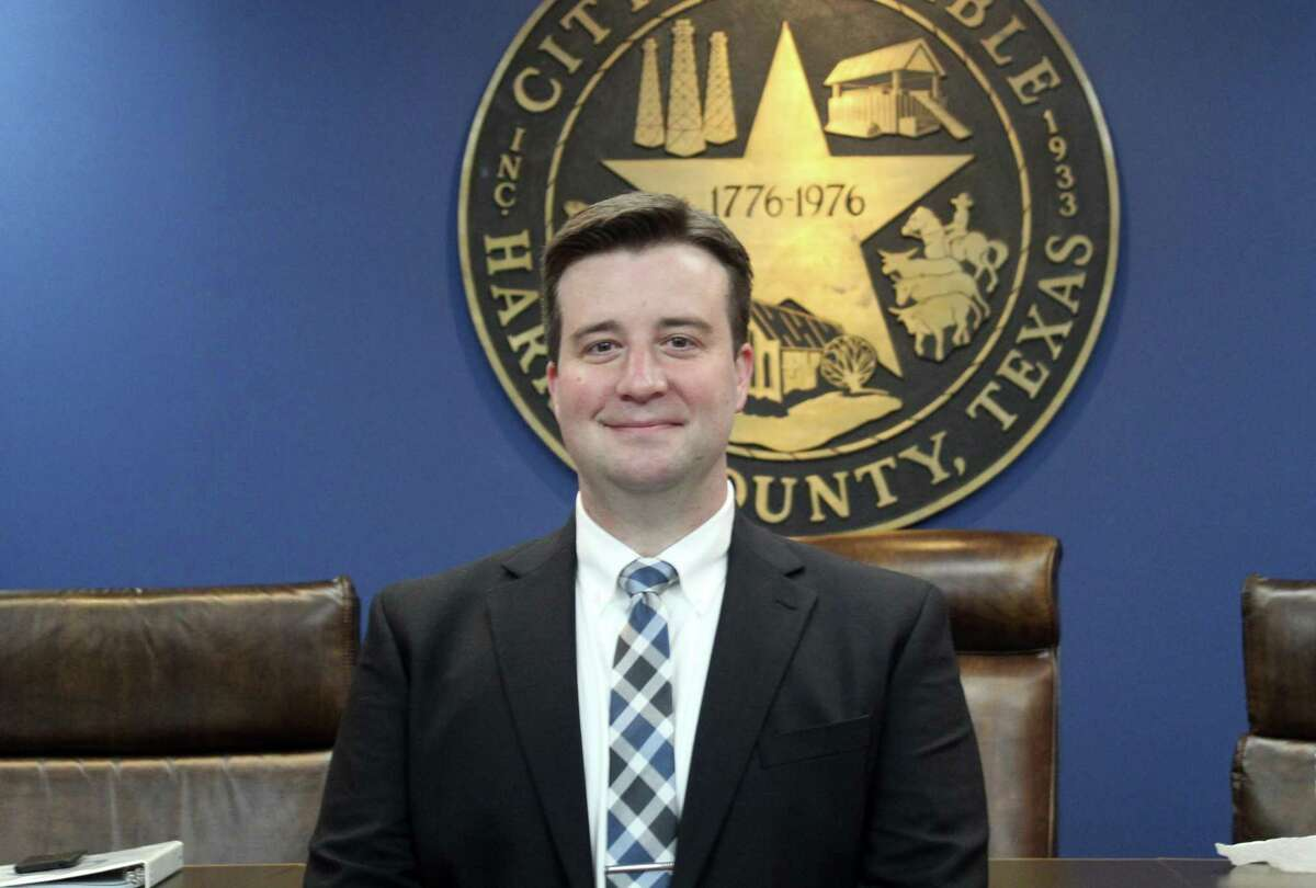 David James Langenberg was appointed by Humble City Council as the city of Humble's new fire chief during the May 24 meeting at Humble City Hall in 2018. He recently announced the concept development of a new fire station for the city.