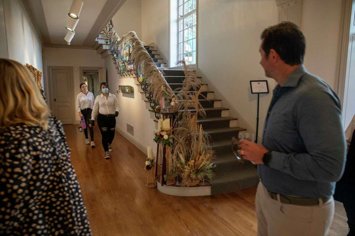 Scenes from the SeptemberFest preview party on Sept. 10, 2021 at Museum of the Southwest. Jacy Lewis/Reporter-Telegram