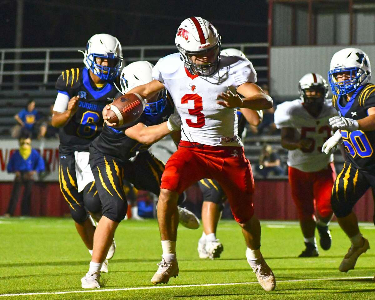 Lockney defeated Boys Ranch 31-14 in a non-district football game on Friday at Mitchell Zimmerman Field at Lockney.