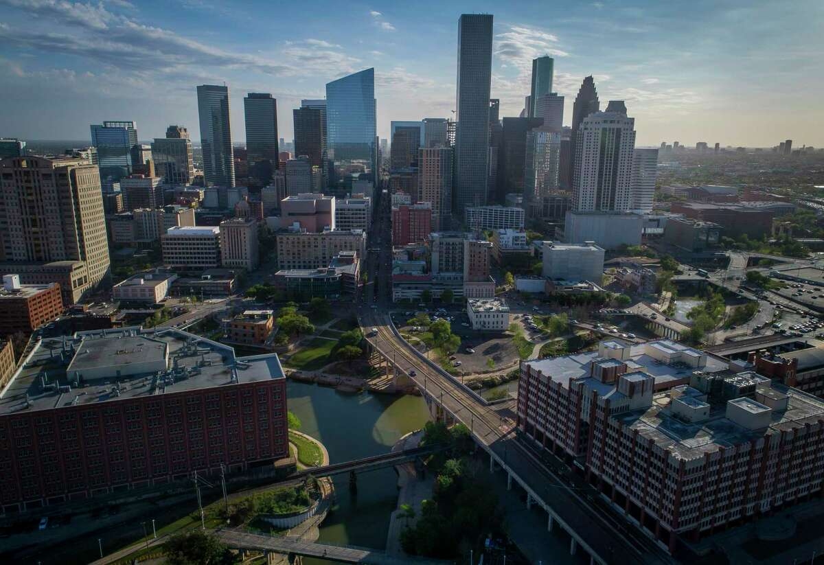 A proposed canal connecting White Oak Bayou to Buffalo Bayou aims to mitigate flooding upstream.