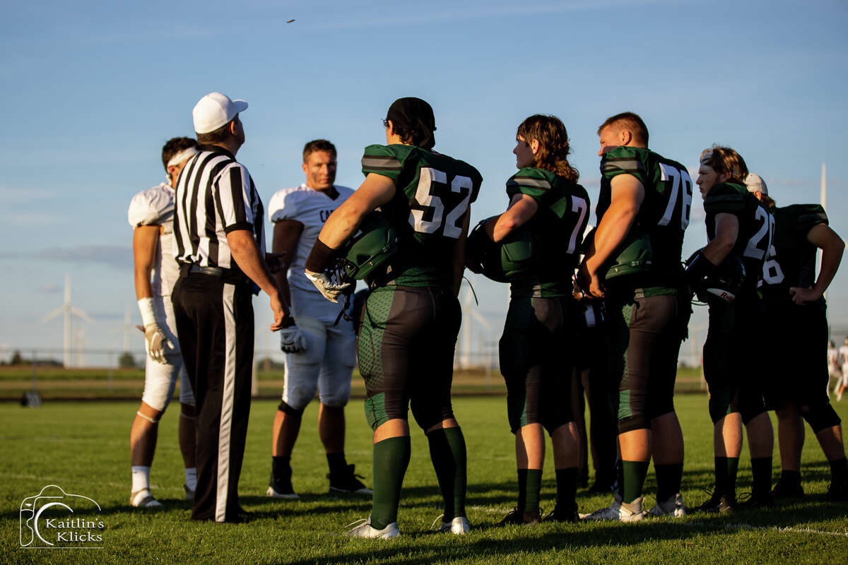The Lakers varsity football team defeated Cass City 24-13 Sept. 10.