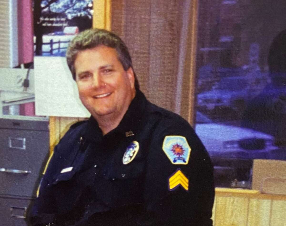 Conroe Police Sgt. William Grange McCreary is seen in this Jan 26, 1994 photo
