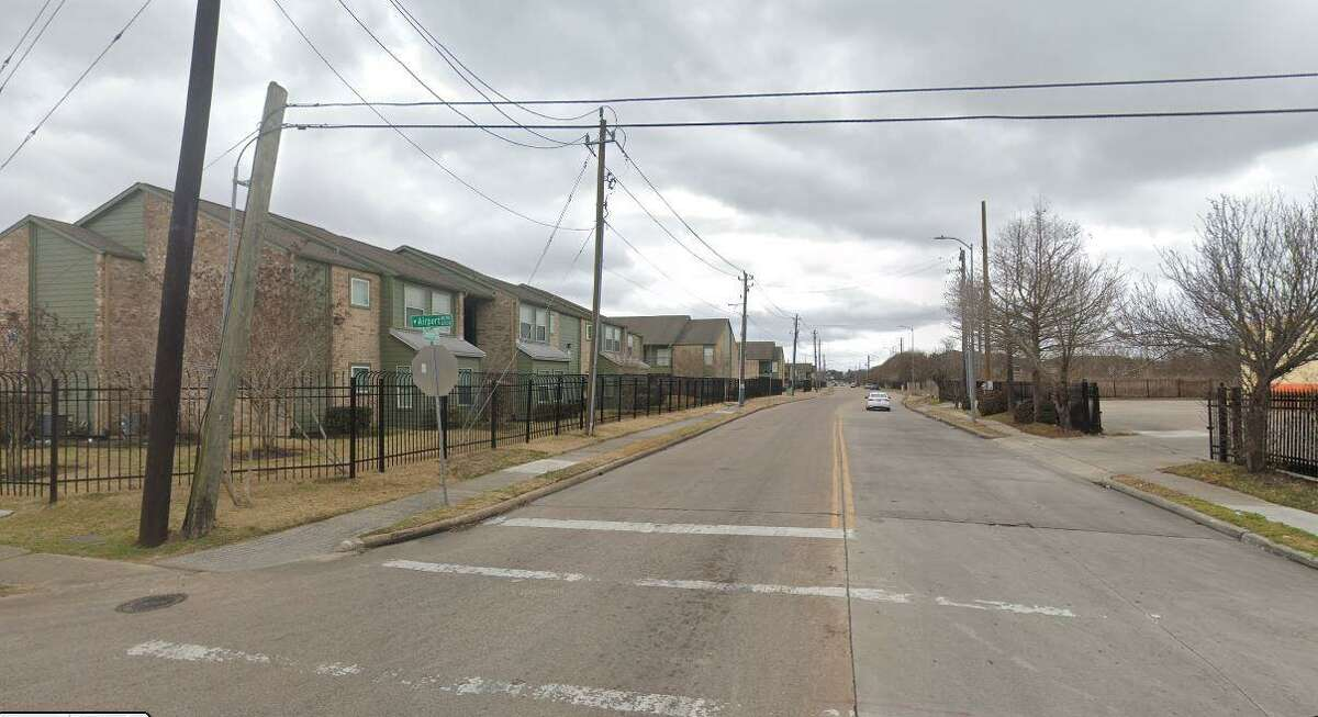 A body was found on Sandpiper Street in southwest Houston.