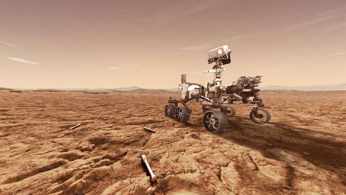 A Mars mission