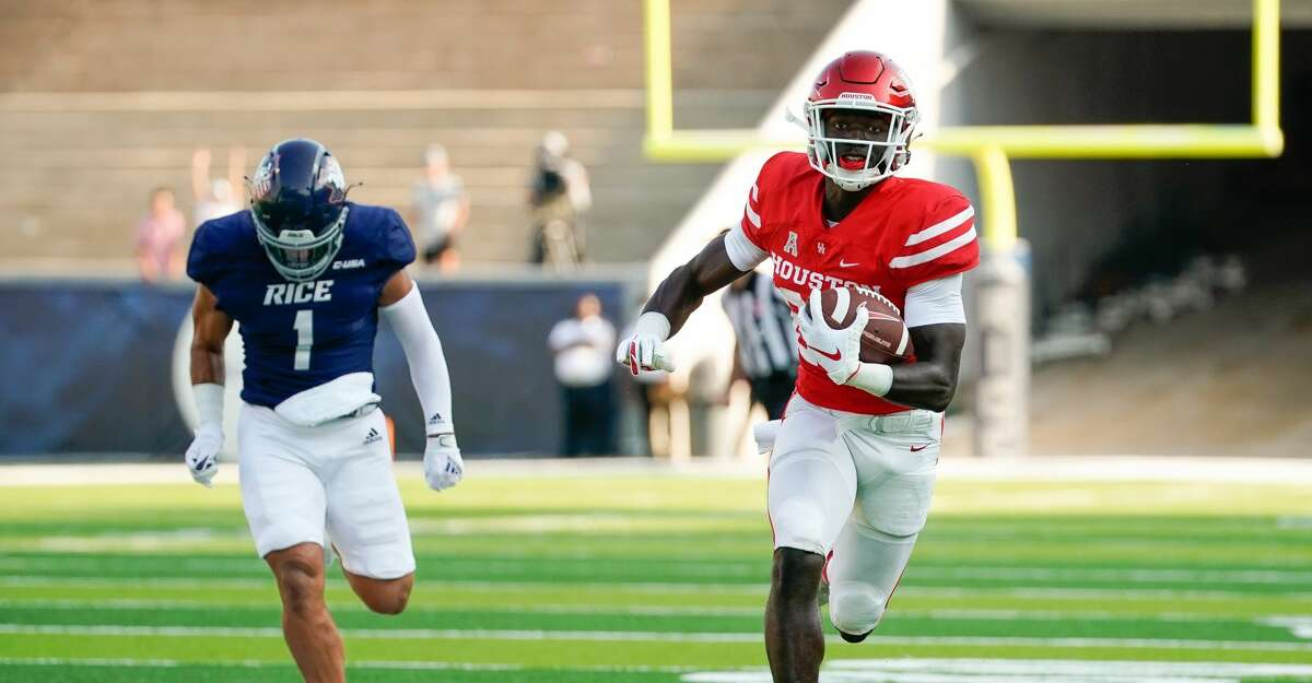 After scoring three times against Rice, UH freshman running back Alton McCaskill figures to see his share of snaps Saturday against Grambling.