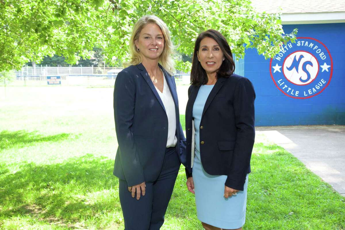Jennifer Matheny, left, and Pina Basone, right, are running against Don Mays and John Pelliccia, the Democratic City Committee-endorsed candidates for seats on the Board of Representatives to represent District 19. The primary is Tuesday, Sept. 14, 2021.
