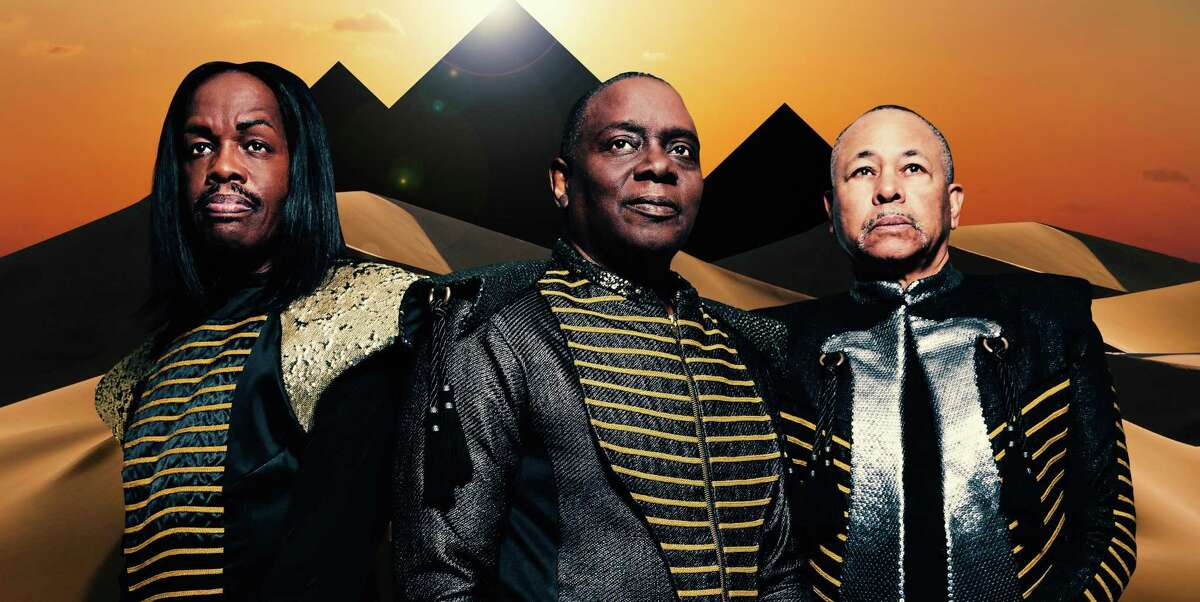 Earth, Wind & Fire will turn the Majestic Theatre into a boogie wonderland this week.