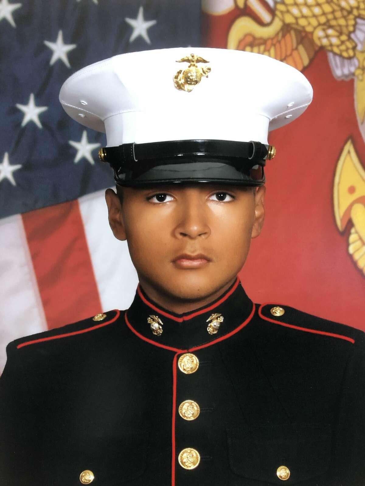 Lance Corporal David Lee Espinoza