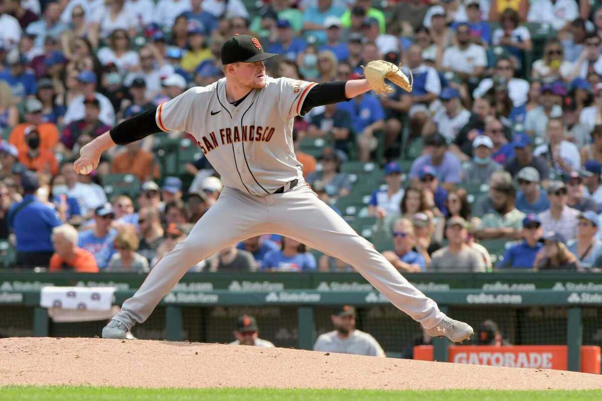 Logan Webb is set to start the opener of a three-game series between the Giants and Atlanta at Oracle Park at 6:45 p.m. Friday (Channel 11/104.5, 680).