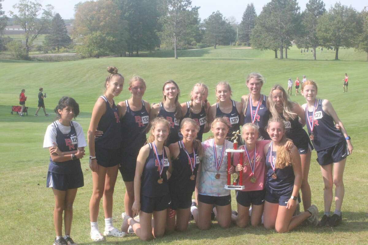 Big Rapids girls and Reed City boys were first in the Ray Helsing cross country invitational on Saturday