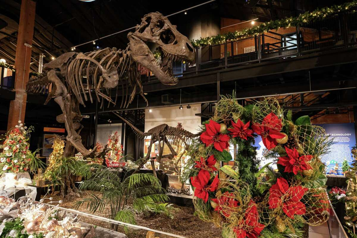 Jingle Tree is slated to return to the Houston Museum of Natural Science at Sugar Land from Friday, Nov.12, through Thursday, Nov. 18.
