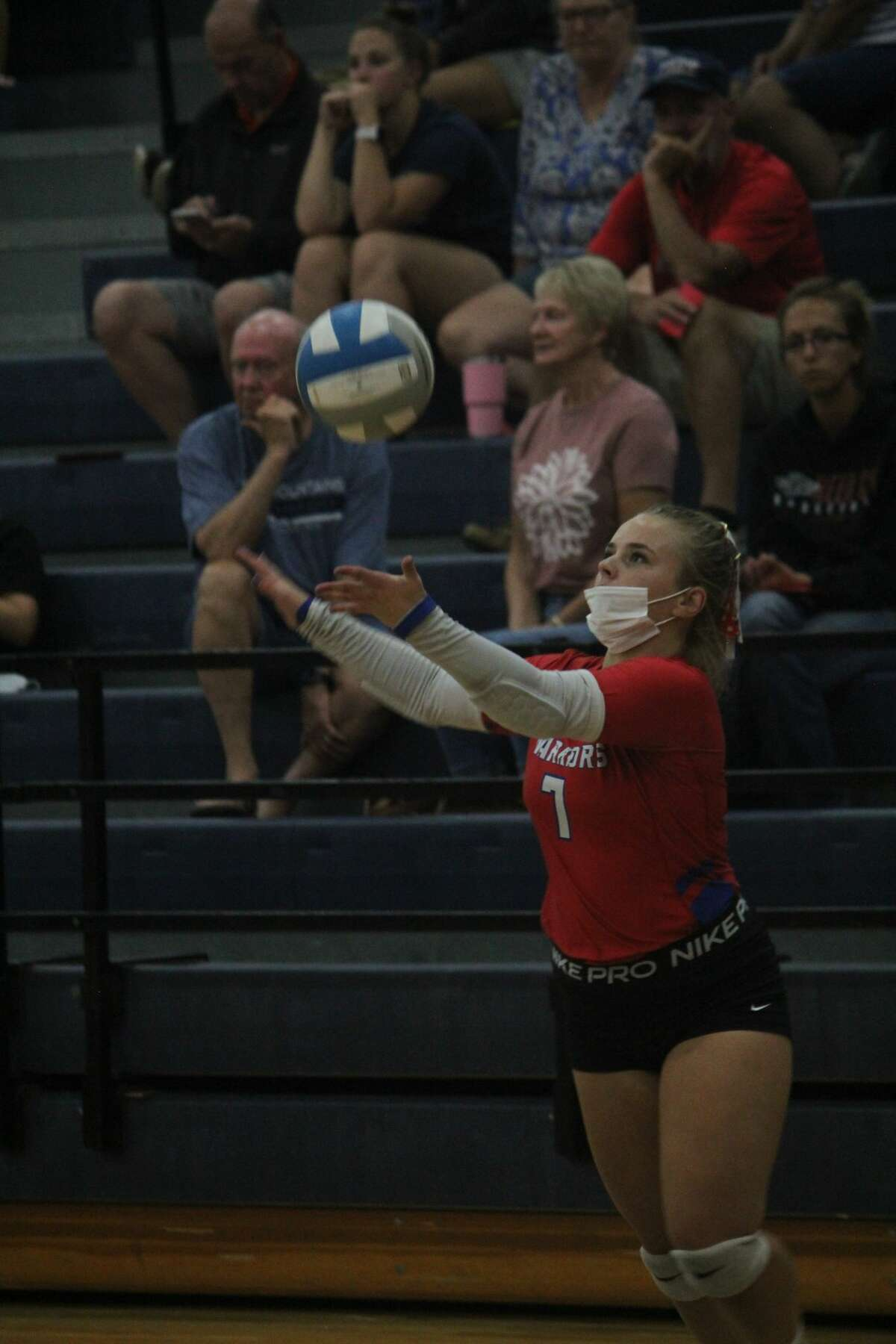 Morley Stanwood won all of its games in taking the Big Rapids Invitational volleyball title on Saturday.
