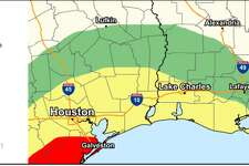 Courtesy of the National Weather Service Lake Charles
