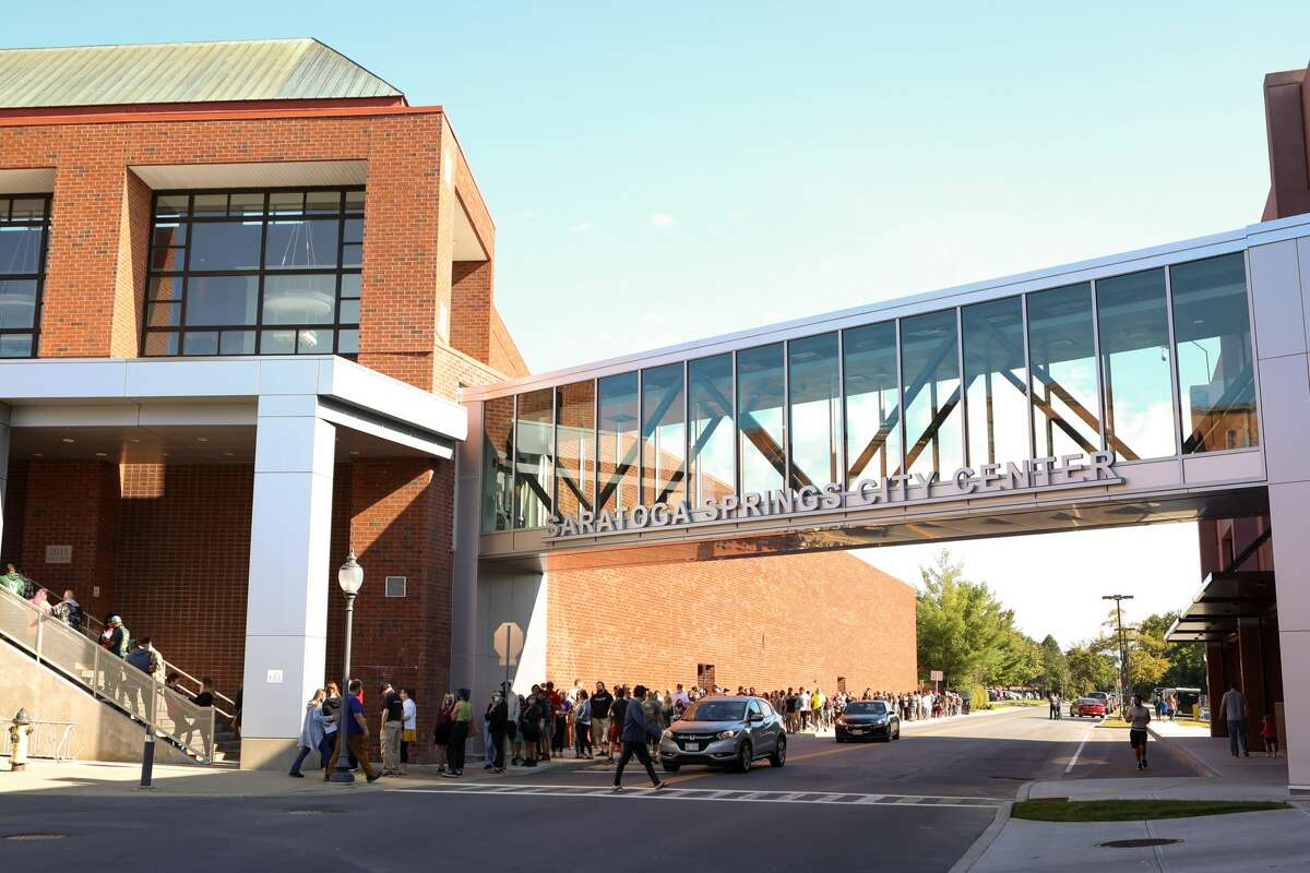 The Saratoga Springs City Center is hosting the region's largest business-to-business expo on the afternoon of Oct. 5.