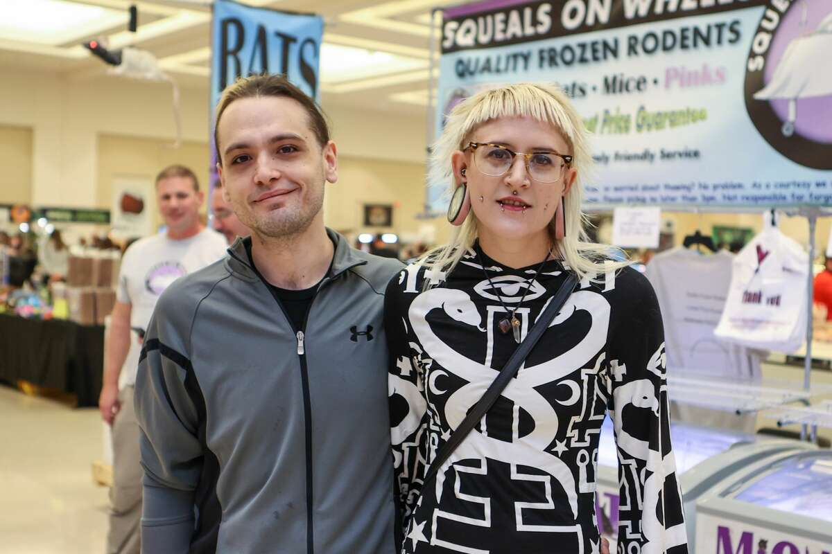 Were you SEEN at the Saratoga Reptile Expo held Saturday, September 11, 2021 at the Saratoga City Center?