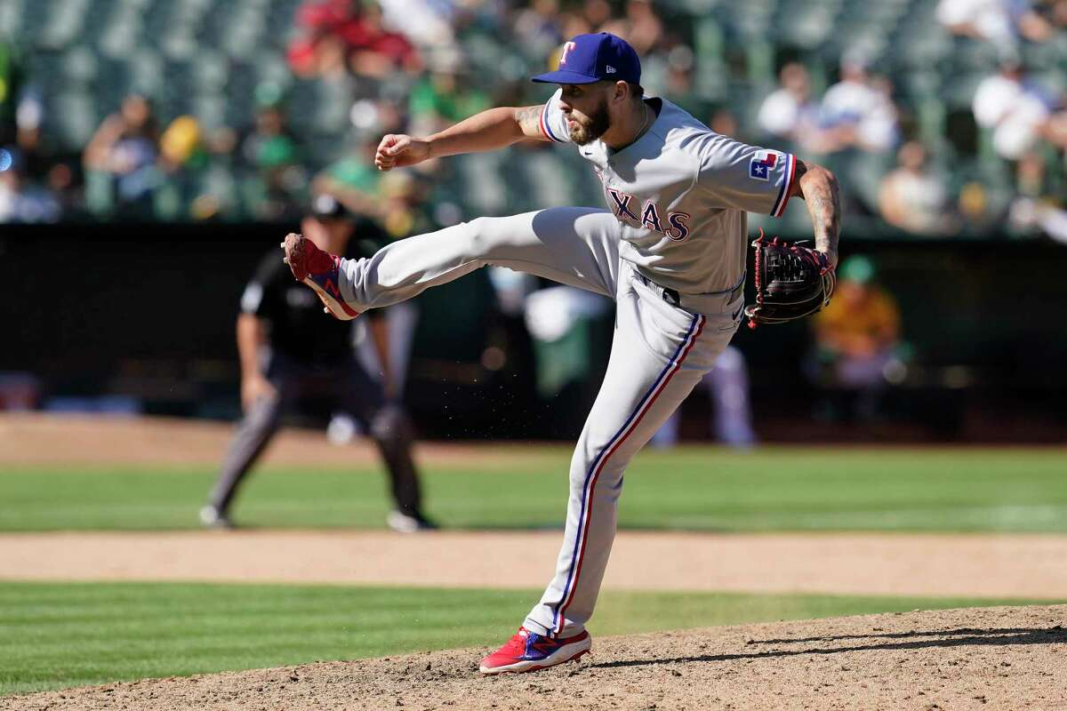 Having assumed closing duties for the Rangers, rookie Joe Barlow has converted six of seven save chances and boasts a 1.59 ERA.