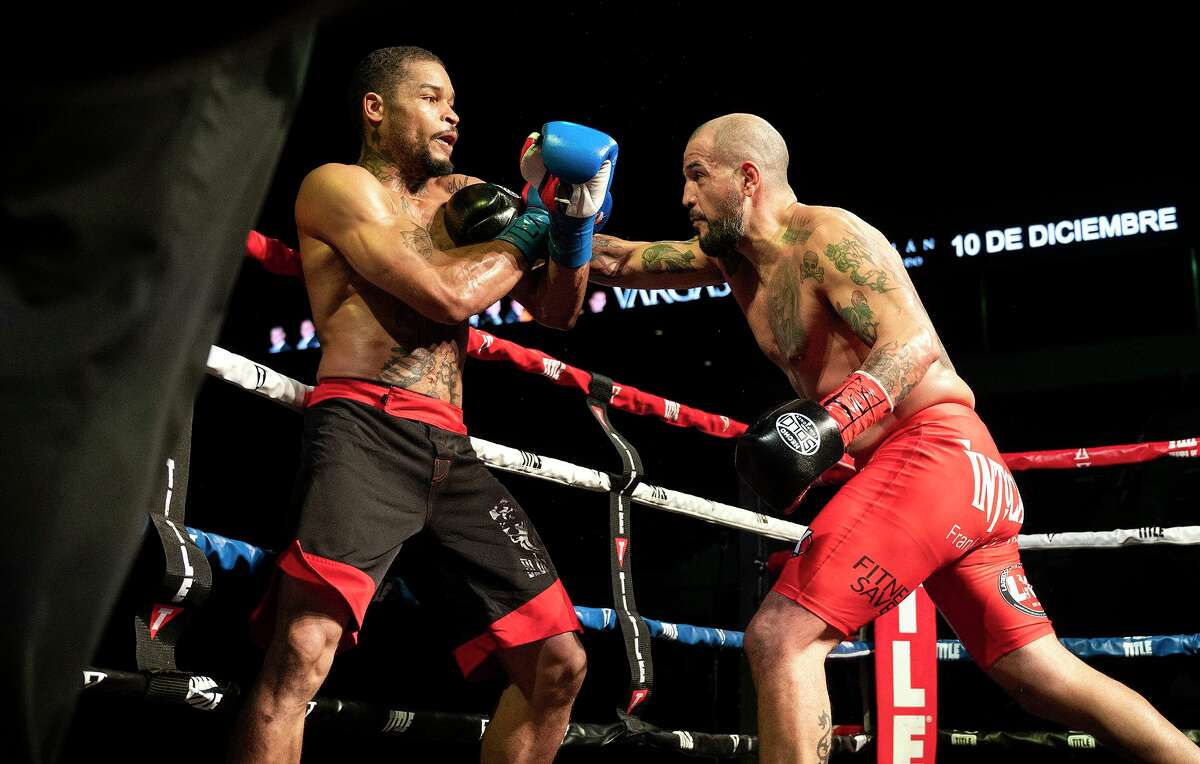 Sonny Luque defeated Dominic Wiltz in the main event of Fight Fest 911 at the Sames Auto Arena on Saturday.