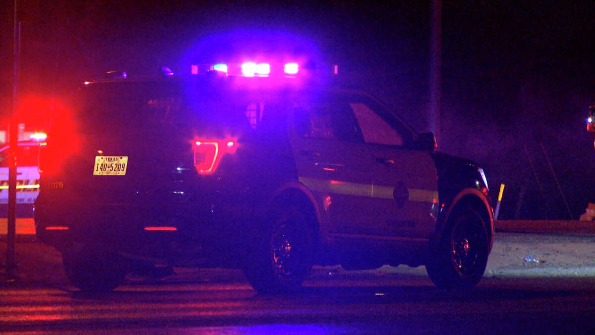 Two women died after the sedan they were in was hit by an SUV on the South Side early Monday morning, San Antonio police said.