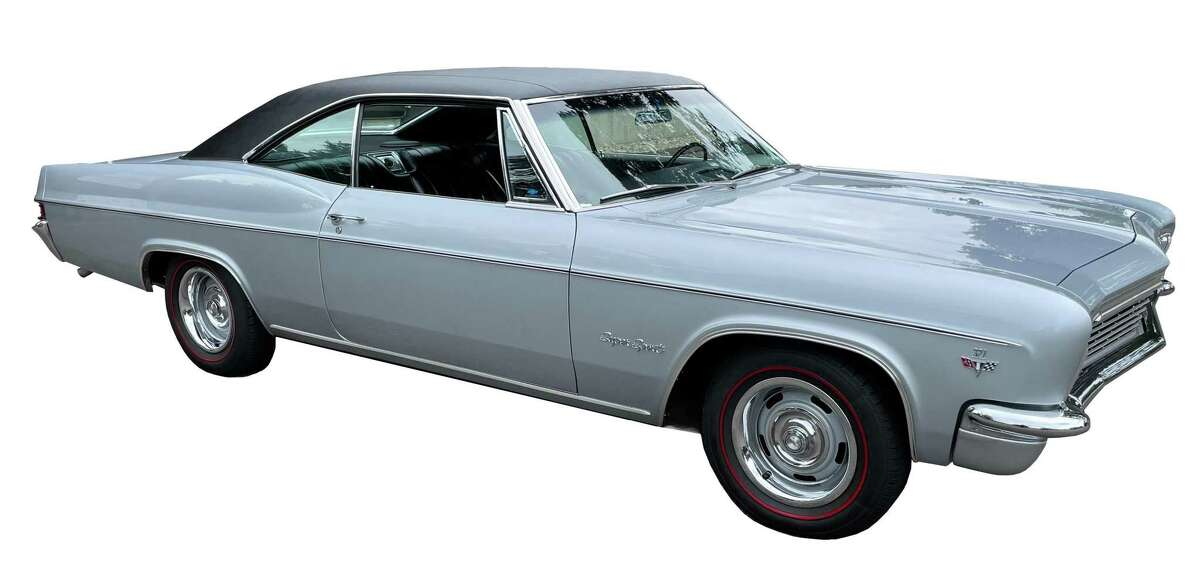 The Middlesex County Historical Society's 35th annual Antique Car Show and Fall Harvest Market's featured vehicle is a 1966 Chevrolet Impala SuperSport. The event will be held at at Palmer Field in Middletown, adjacent to Washington Street, Route 66, Oct. 3.