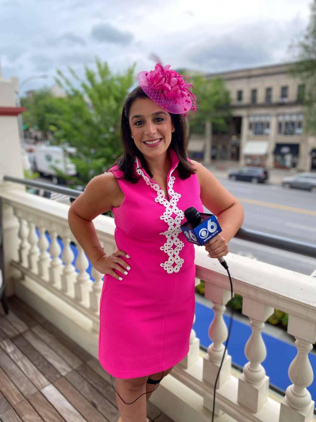 Leanne DeRosa has been named weekend evening anchor at CBS6 Albany.