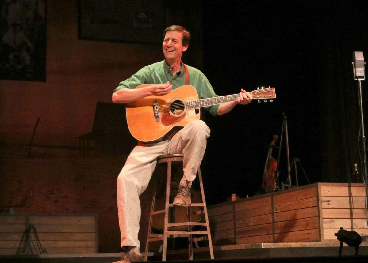 Longtime Ivoryton Playhouse performer David Lutken