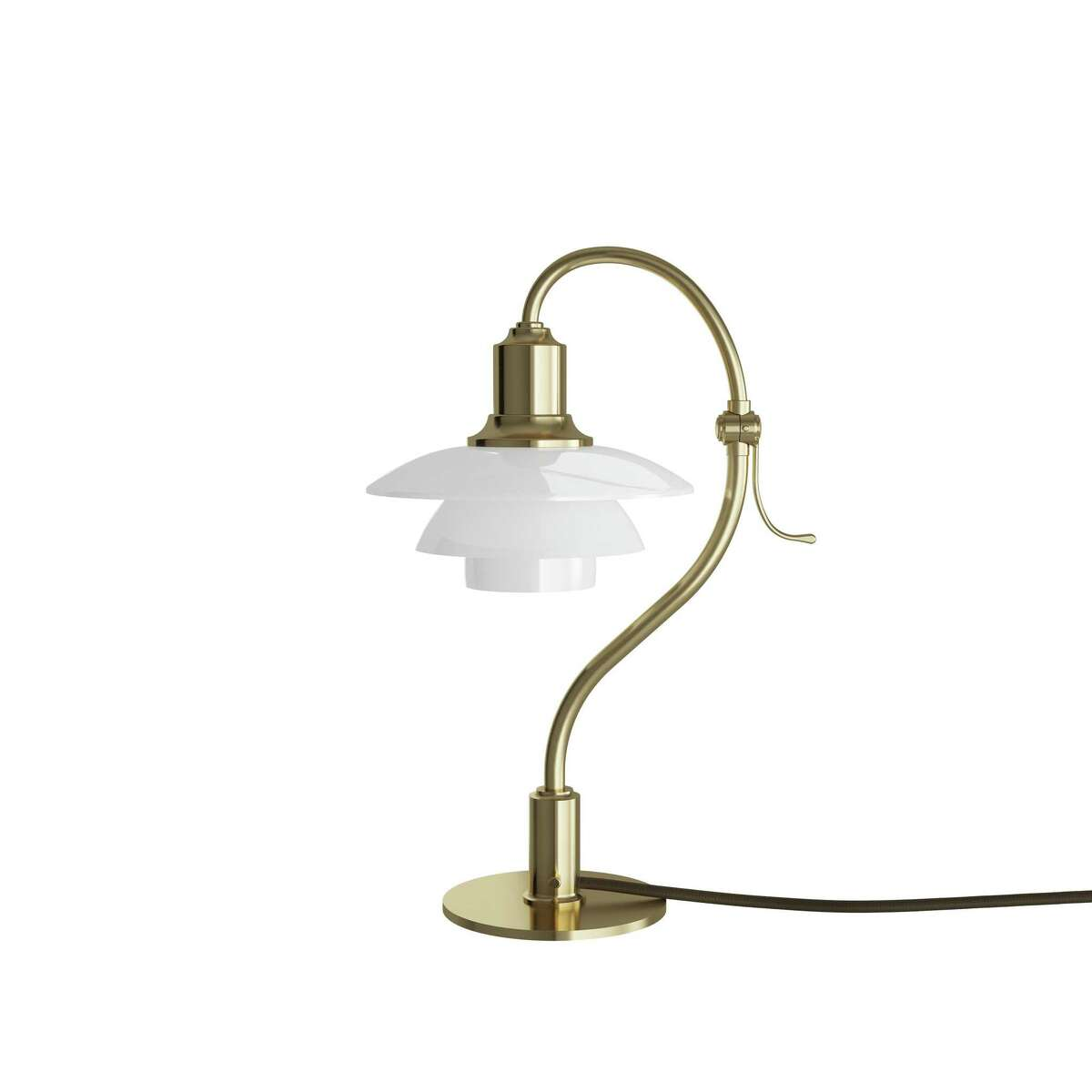 Louis Poulsen is reissuing the Poul Henningsen's PH 2/2 Question Mark lamp in its Fall 2021 Collection.