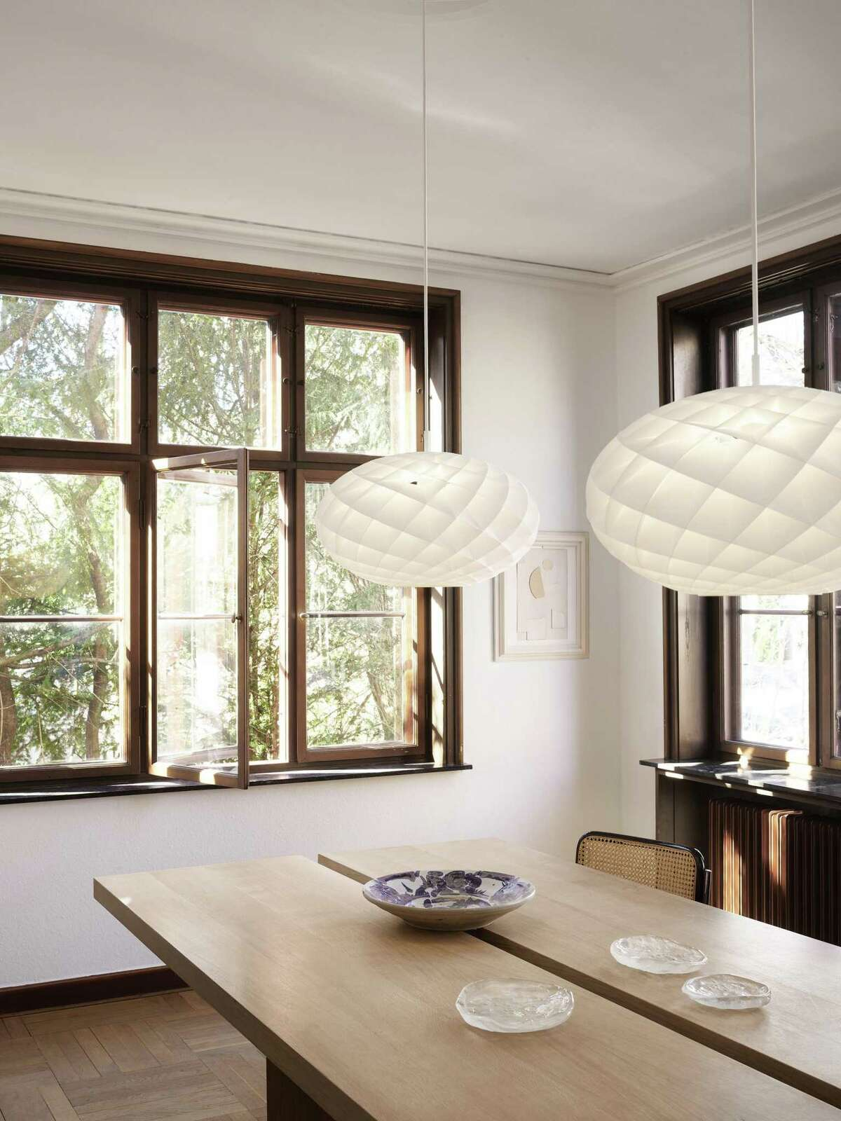 Oivind Slaatto's Patera Oval pendant is new in Louis Poulsen's Fall 2021 Collection.