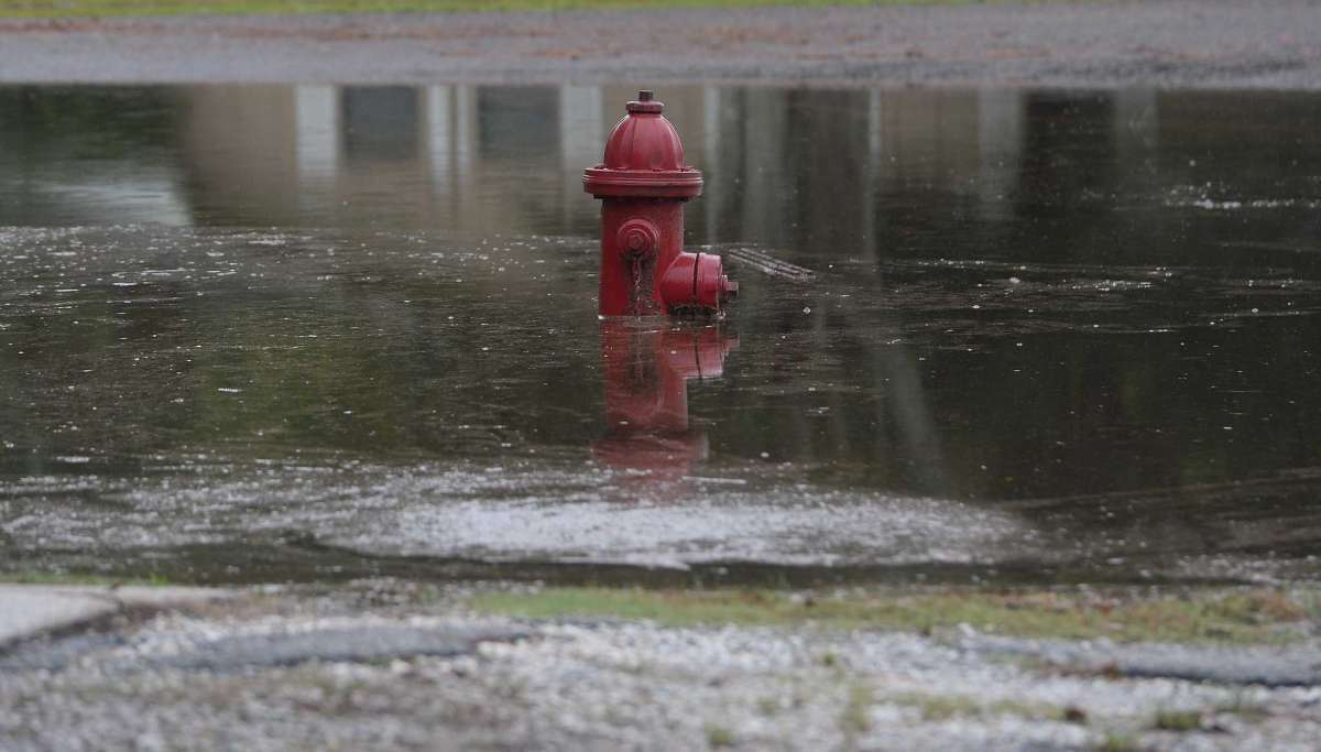 In Sour Lake, Jefferson County: 25.44 inches fell during Imelda.