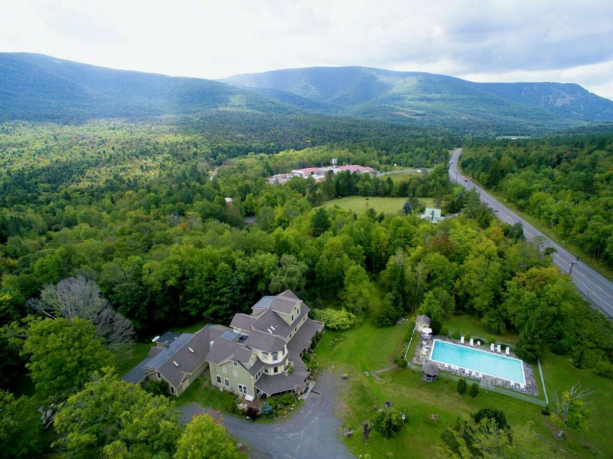 Revamped ski lodges and refreshed resorts are opening in Greene County, where the call of the great outdoors is luring tourists and hotel owners.