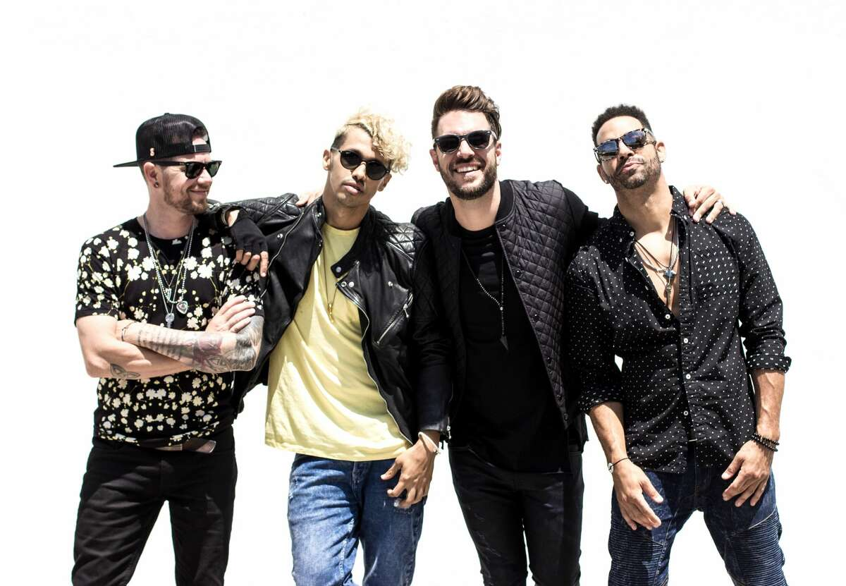 O-Town will perform at Mohegan Sun on Sept. 30.