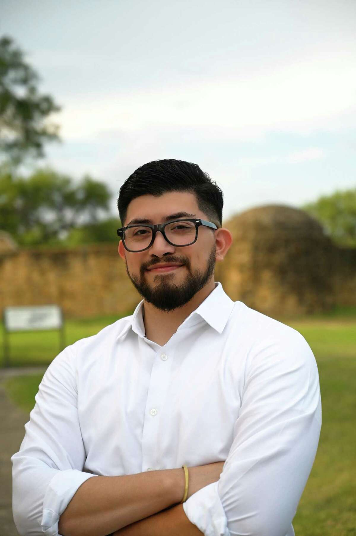 Frank Ramirez is the Democrat in a Nov. 2 runoff to serve Texas District 118.