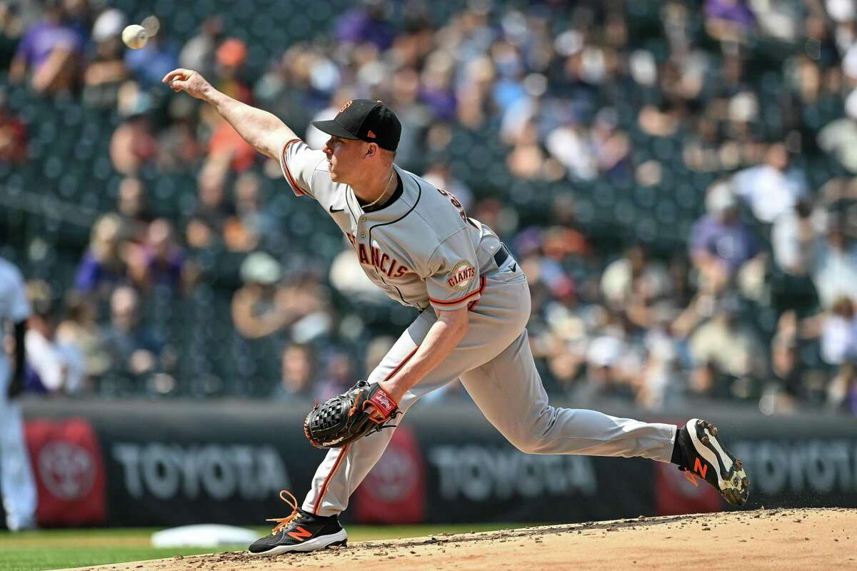 Anthony DeSclafani is set to start for the Giants when they face San Diego at Oracle Park at 6:45 p.m. Tuesday (NBCSBA/104.5, 680).