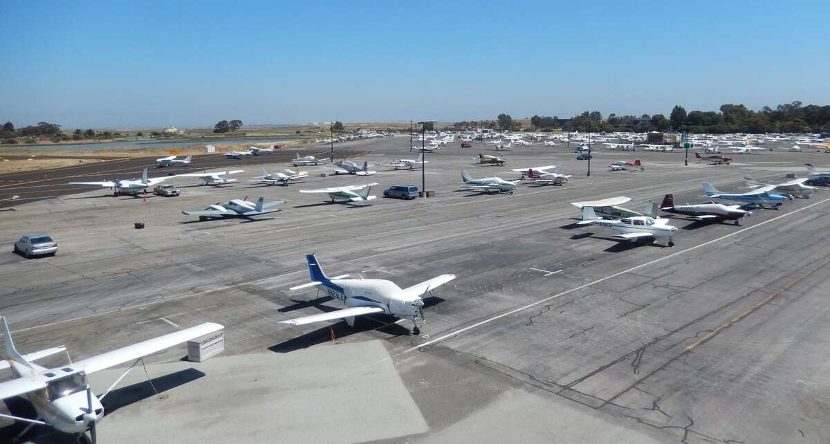 The Palo Alto Airportis a general aviation field owned and operated by the city of Palo Alto.