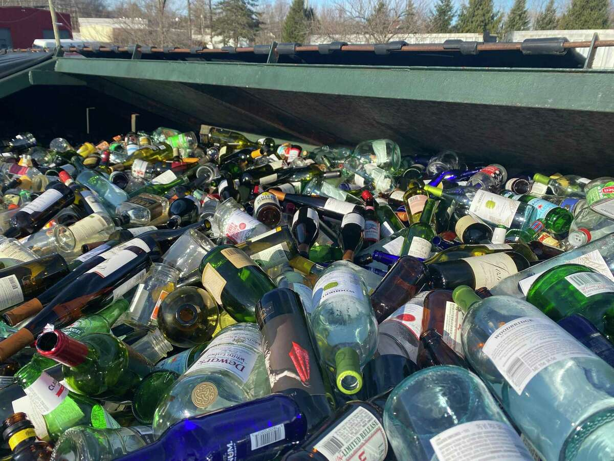 On Sept. 1, the 14 municipalities in the Housatonic Resources Recovery Authority region started recycling glass separately from other recyclables at local drop-off sites. The HRRA hopes to cut waste costs for residents while improving sustainable practices.